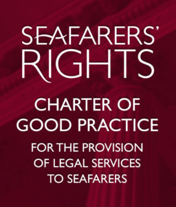 SRI Charter of Good Practice for provision of legal services to seafarers